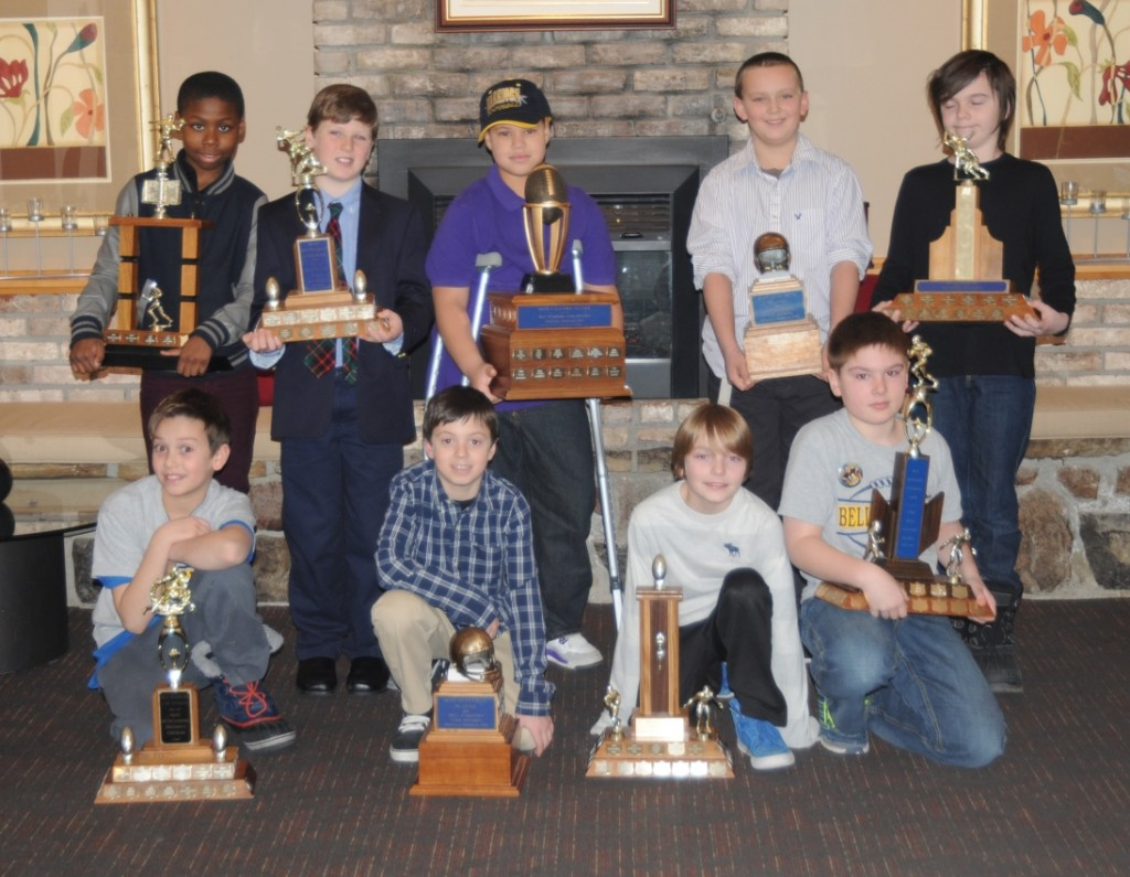 2014 Bell Warrior Tyke Award Winners