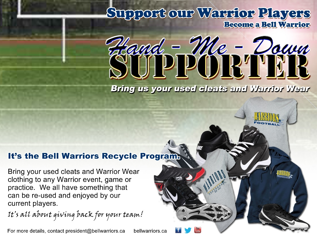 teams bell warriors you will need to ensure you live in bell warrior territory to be able to play for the warriors interactive ncafa territory maps