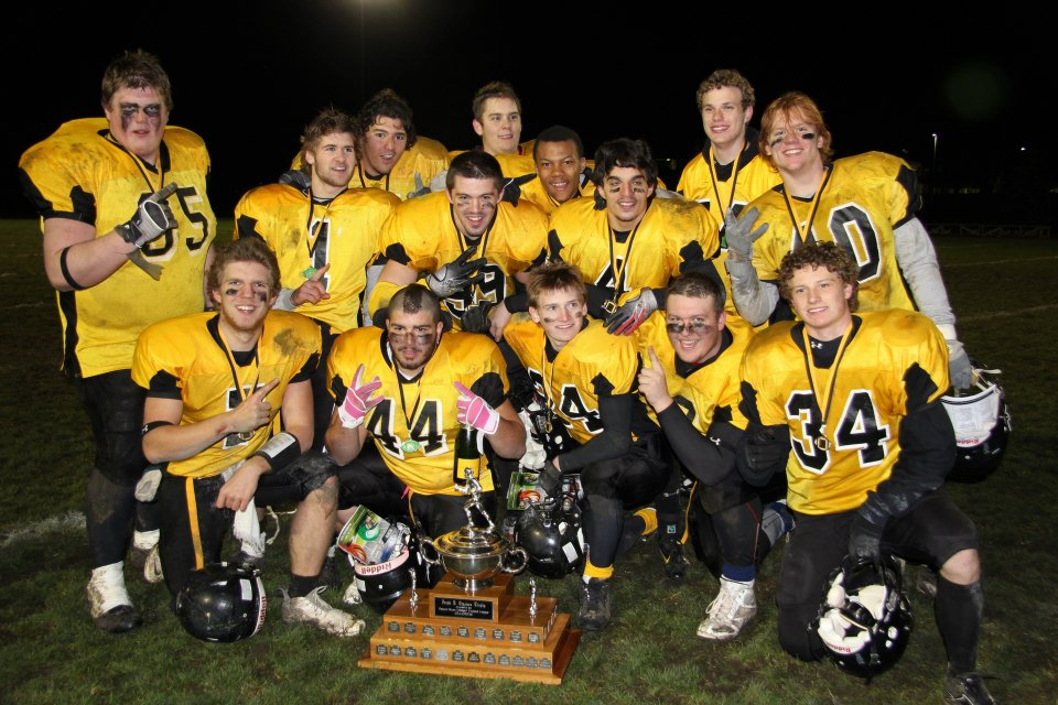 14 Warrior Alumni are part of the 2012 NCAFA A-Cup winning Bel-Air Nosemen line-up. CONGRATS LADS!