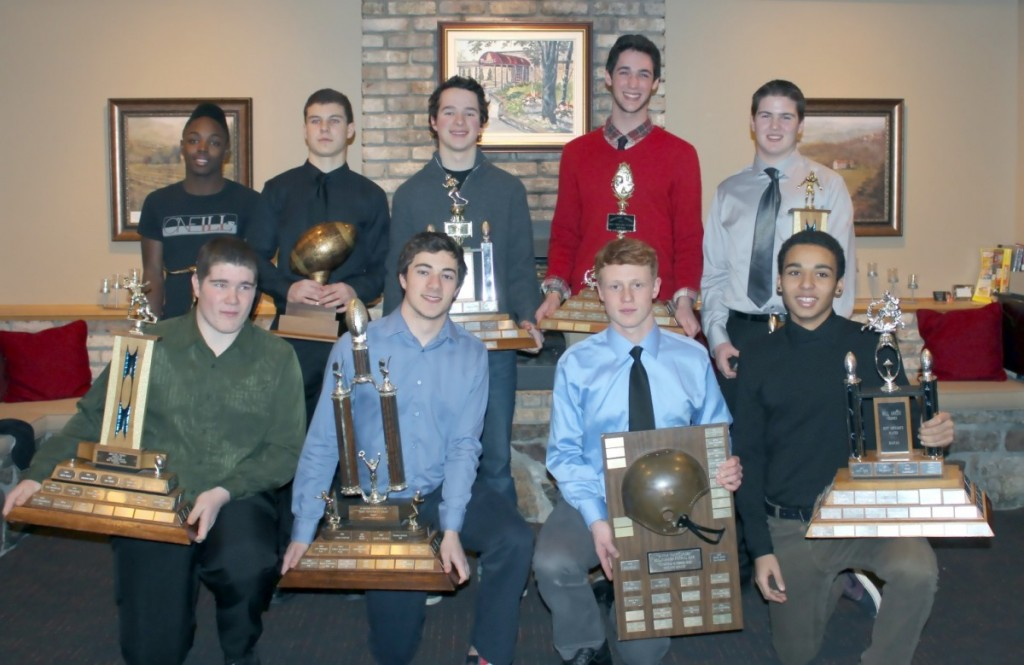 2014 Bantam Award Winners