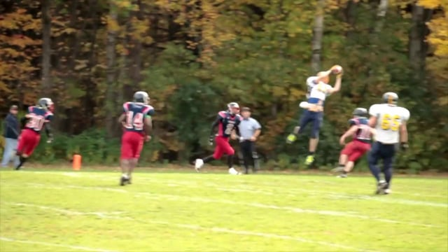 NCAFA.TV - Week 8 - Giants v.s. Warriors