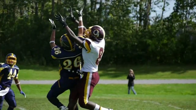 NCAFA.TV - Week 3 - Warriors v.s. Redskins