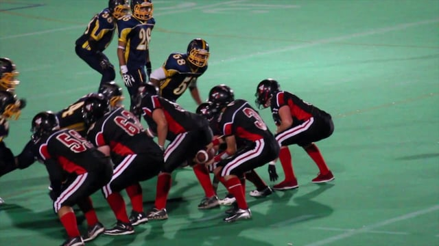 NCAFA.TV - Week 1 - Riders V.S. Warriors
