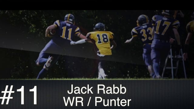Jack Rabb 2014 Highlight video