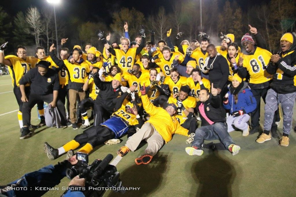 The 2015 NCAFA Midget Chamions - Bel-Air Norsemen!!!