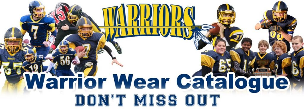 Warrior Wear Don't Miss Out
